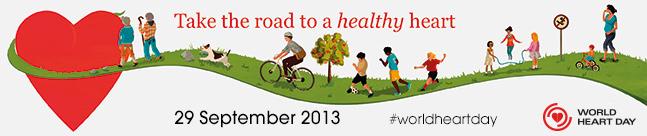 world heart day 2013