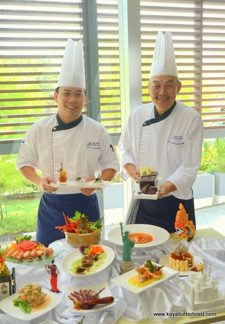 Eastin Hotel Penang December 2013 Buffet Theme - International Flavors (1)