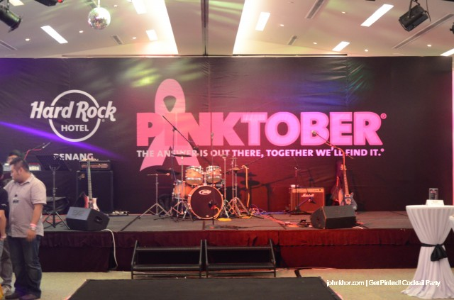 Hard Rock Hotel PG Get Pinked! Cocktail Pary Pinktober (5)