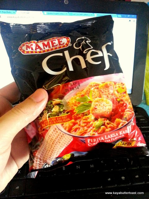 Mamee Chef Curry Laksa Instant Noodles by Mamee-Double Decker (1)