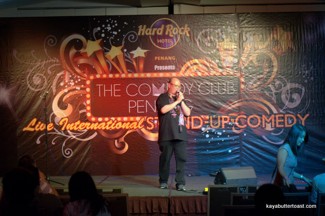 The 3rd Comedy Show by The Comedy Club Penang @ Hard Rock Hotel Penang (3)