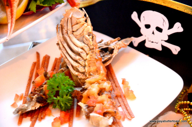 [Invited Review] Pirates Seafood Night @ Swez Brassiere, Eastin Hotel Penang (2)