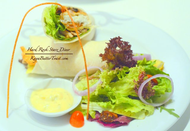 Introducing the New Menu with New Dishes @ Starz Diner, Hard Rock Hotel Penang! (1)
