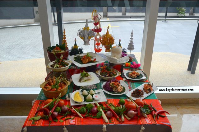 Eastin Hotel Penang April 2014 Buffet Theme - Tantalizing Thai (2)