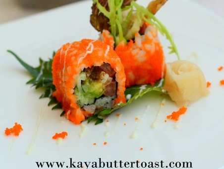 Eastin Hotel Penang March 2014 Buffet Theme - Sensational Sakura (6)