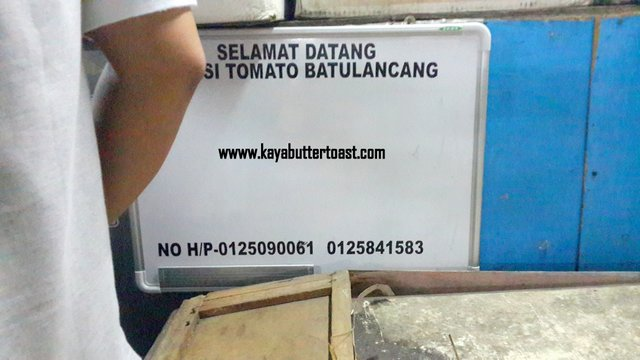 The Best Nasi Tomato in Penang @ Flat Taman Seri Damai, Batu Lanchang, Penang (6)