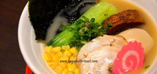 [Invited Review] Edo Ramen @ Gurney Paragon Mall, Penang (6)