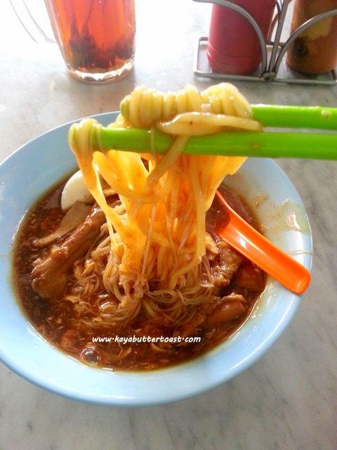 Kuan Yin Temple Hainan Lor Mee @ Hai Beng Cafe, Georgetown, Penang (5)