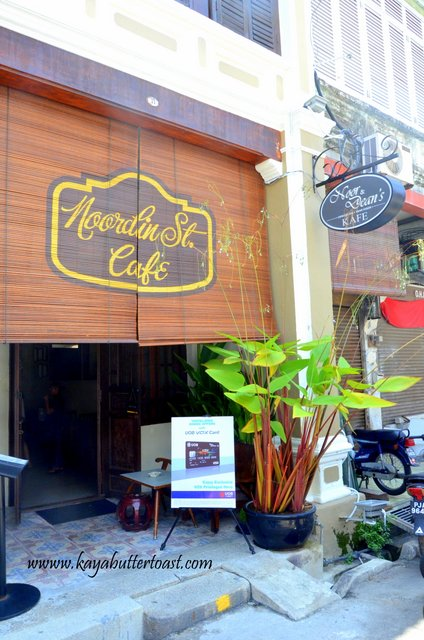[Part 1] Noor & Dean's Cafe Espresso Bar & Asian Fusion & Noordin Street House @ Noordin Street, Georgetown, Penang (2)