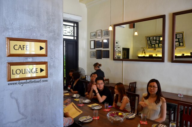[Part 1] Noor & Dean's Cafe Espresso Bar & Asian Fusion & Noordin Street House @ Noordin Street, Georgetown, Penang (5)