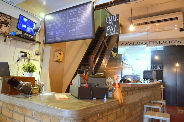 [Invited Review] Folks Cafe @ Lebuh Acheh, Georgetown, Penang (5)