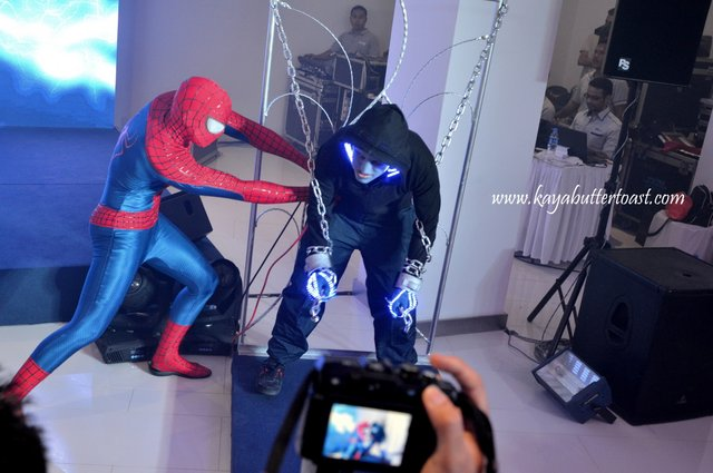 The Launching of TGV Gurney Paragon & Première Screening of The Amazing Spider-Man 2 (13)