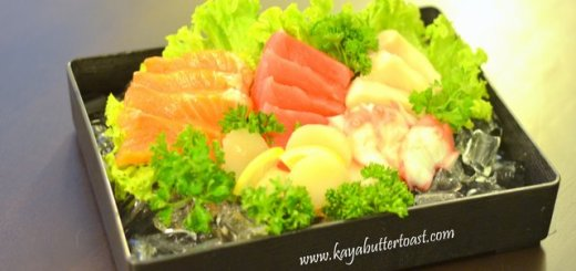 Sakana Sushi Bar and Cuisine @ Penang Road, Georgetown, Penang (5)