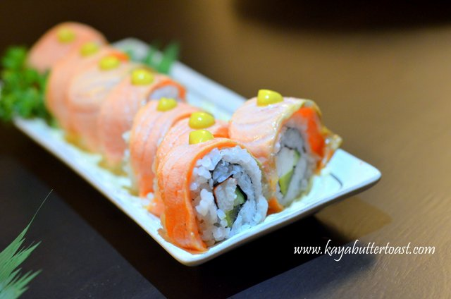 Sakana Sushi Bar and Cuisine @ Penang Road, Georgetown, Penang (8)