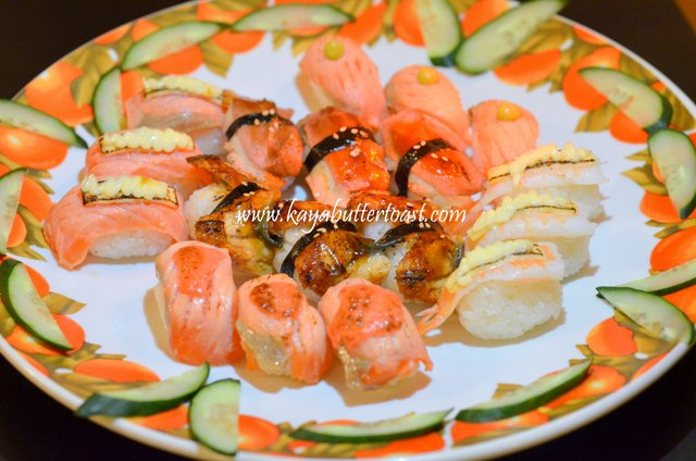 Sakana Sushi Bar and Cuisine @ Penang Road, Georgetown, Penang (9)