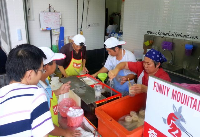 The Ipoh Famous Funny Mountain Soya Bean Milk & Soya Beancurd 奇峰豆腐花 @ Ipoh, Perak (3)