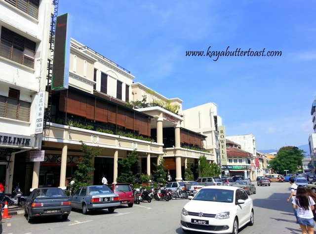 The Ipoh Famous New Foh San Dim Sum Restaurant 富山茶楼 @ Ipoh, Perak (1)