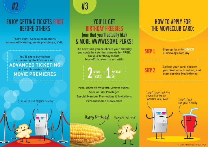 [BREAKING] TGV Cinemas Launches MovieClub, A Loyalty Programme for Its Patrons 2