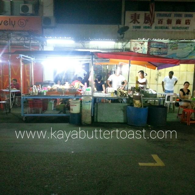 Hokkien Mee @ Night Street Food, Jelutong Market (9)