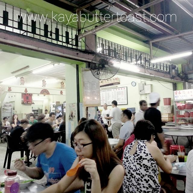 Old Green House Coffee Shop @ Burma Road, Georgetown (2)