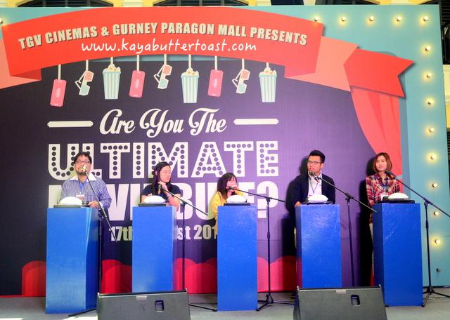TGV Cinema The Ultimate Movie Buff Challenge 2014 @ Gurney Paragon, Penang (6)