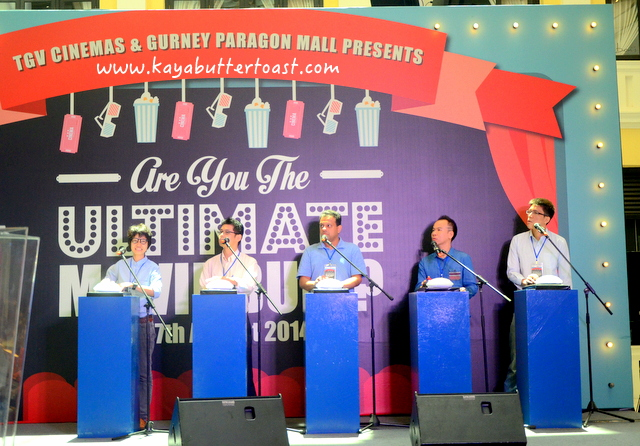 TGV Cinema The Ultimate Movie Buff Challenge 2014 @ Gurney Paragon, Penang (7)