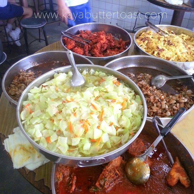 The Famous Economy Rice Sa Kak Eng @ Jalan Air Itam, Air Itam (4)