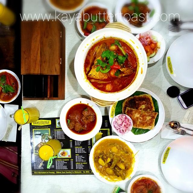 The Oldest Nasi Kandar in Penang @ Hameediyah Restaurant, Campbell Street, Georgetown, Penang (12)