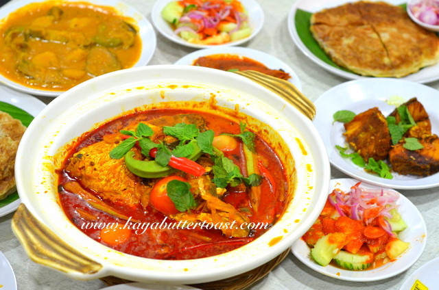 The Oldest Nasi Kandar in Penang @ Hameediyah Restaurant, Campbell Street, Georgetown, Penang (24)