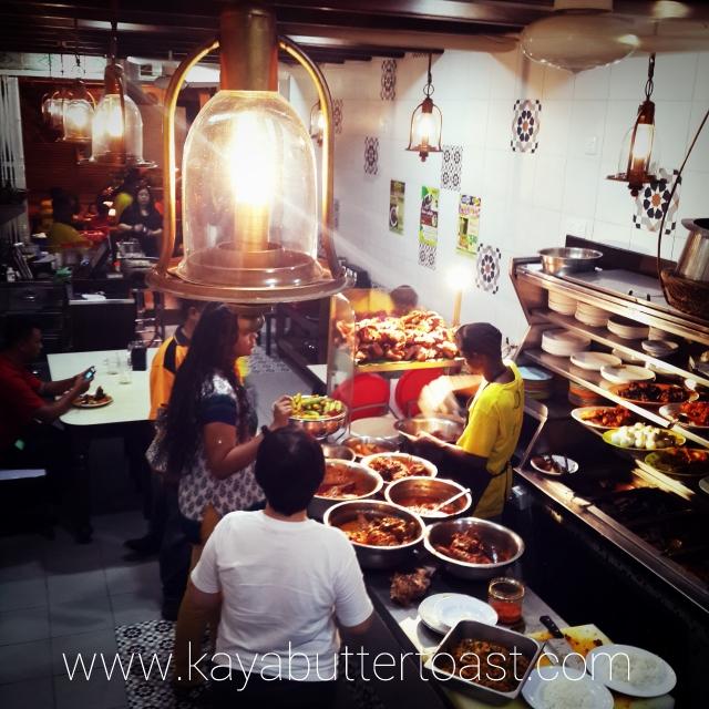 The Oldest Nasi Kandar in Penang @ Hameediyah Restaurant, Campbell Street, Georgetown, Penang (4)
