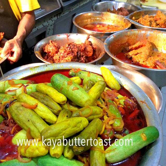 The Oldest Nasi Kandar in Penang @ Hameediyah Restaurant, Campbell Street, Georgetown, Penang (8)