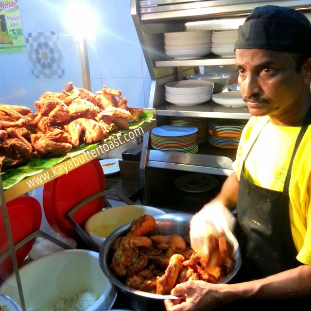 The Oldest Nasi Kandar in Penang @ Hameediyah Restaurant, Campbell Street, Georgetown, Penang (9)
