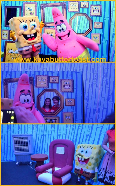 Celebrate Holiday With SpongeBob SquarePants in Gurney Paragon Mall (11)
