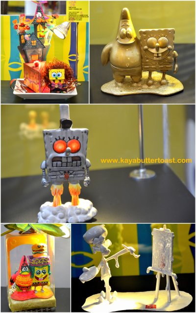 Celebrate Holiday With SpongeBob SquarePants in Gurney Paragon Mall (19)