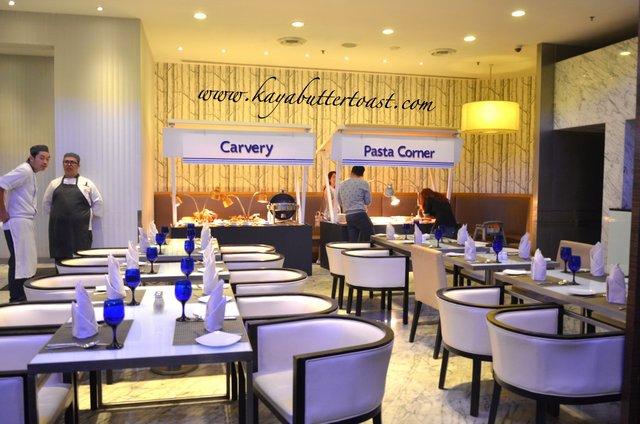 G Hotel Christmas Eve 2014 Buffet Dinner @ G Cafe, G Hotel, Gurney Drive, Penang (31)