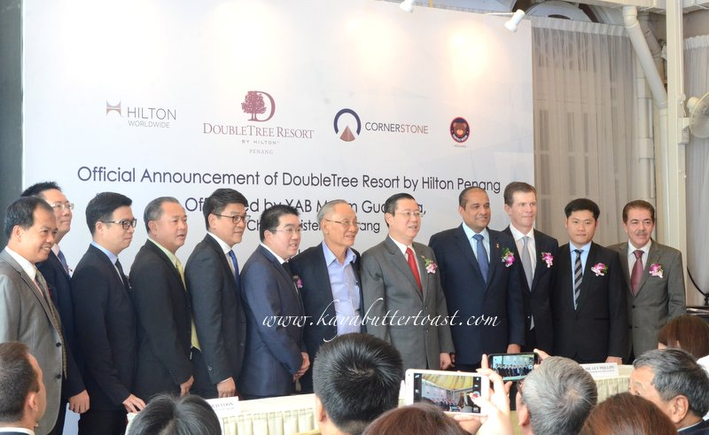 Announcement Press Conference of DoubleTree Resort by Hilton Penang @ 32 Mansion, Georgetown, Penang (17)
