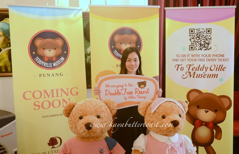 Announcement Press Conference of DoubleTree Resort by Hilton Penang @ 32 Mansion, Georgetown, Penang (19)