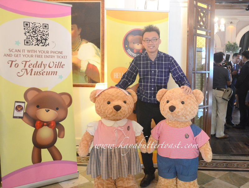 Announcement Press Conference of DoubleTree Resort by Hilton Penang @ 32 Mansion, Georgetown, Penang (3)