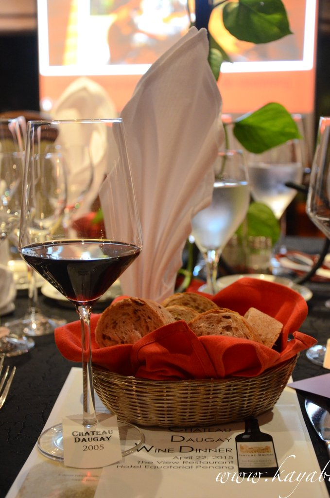 Chateau Daugay Wine Dinner 2015 @ The View Restaurant, Equatorial Hotel Penang (14)