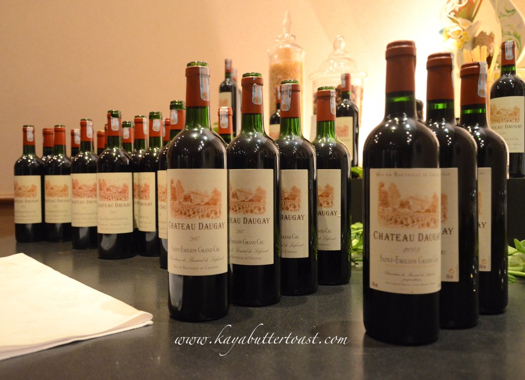Chateau Daugay Wine Dinner 2015 @ The View Restaurant, Equatorial Hotel Penang (6)