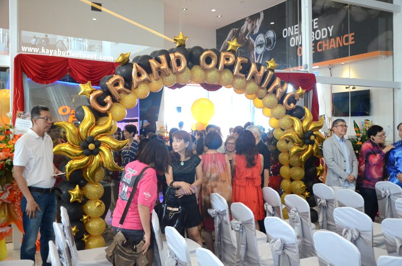 The Launching of Orient Fitness Gold @ Gurney Paragon Mall, Gurney Drive, Penang (1)