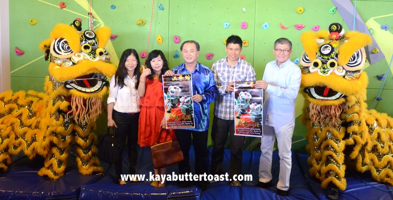 The Launching of Orient Fitness Gold @ Gurney Paragon Mall, Gurney Drive, Penang (12)