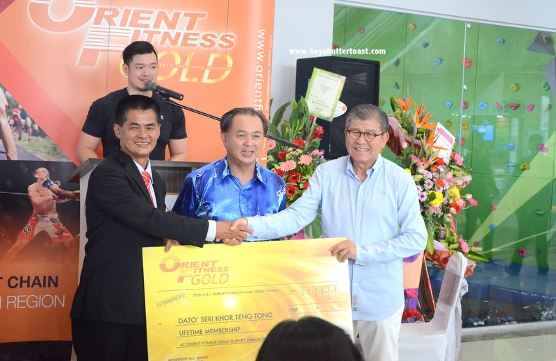The Launching of Orient Fitness Gold @ Gurney Paragon Mall, Gurney Drive, Penang (19)