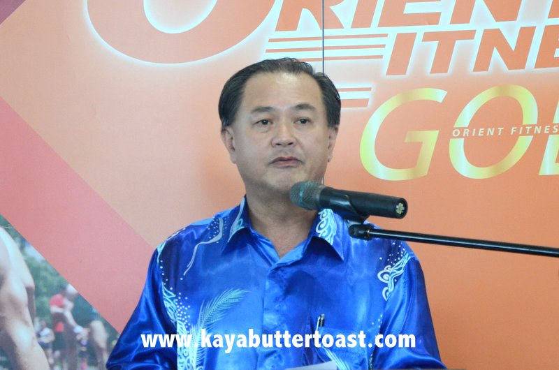 The Launching of Orient Fitness Gold @ Gurney Paragon Mall, Gurney Drive, Penang (4)