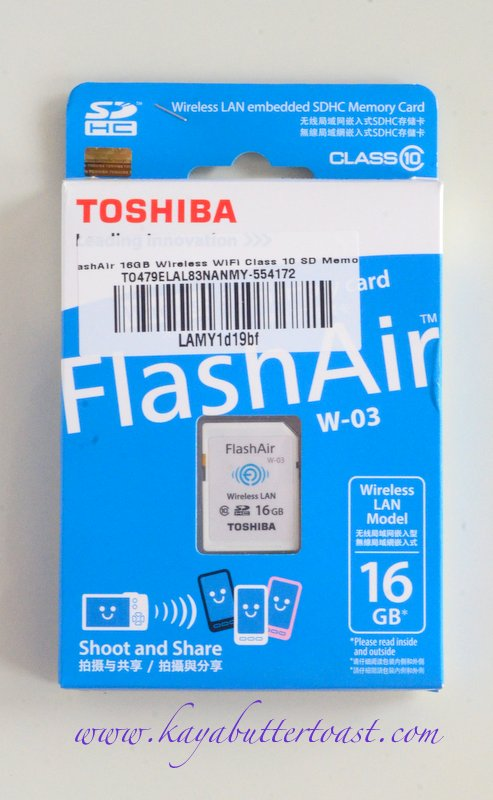 Cannot Detect Toshiba FlashAir W-03 SD Card After Plugging Into DSLR (1)