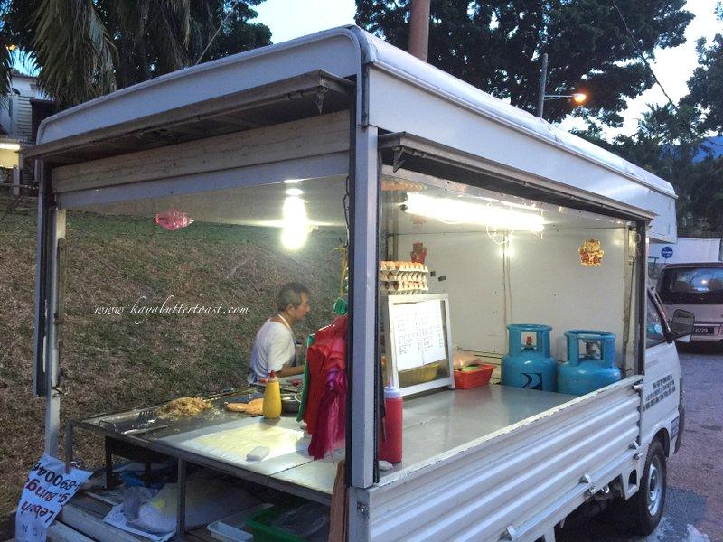 Hillside Tanjung Bungah Uncle Burger Van @ Tanjung Bungah, Penang (1)
