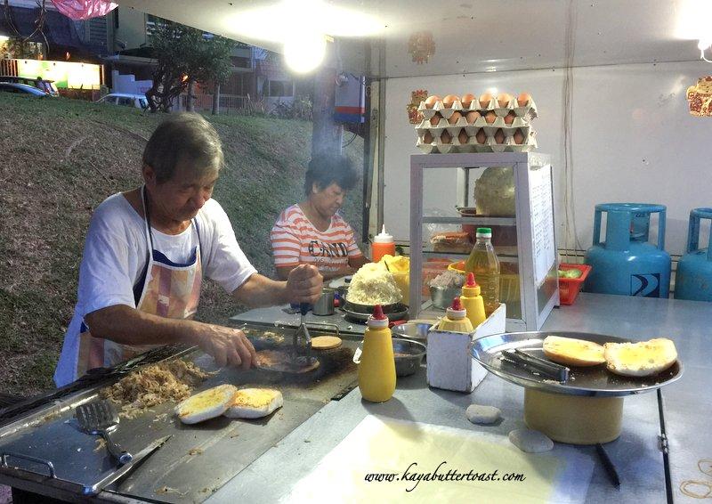 Hillside Tanjung Bungah Uncle Burger Van @ Tanjung Bungah, Penang (5)