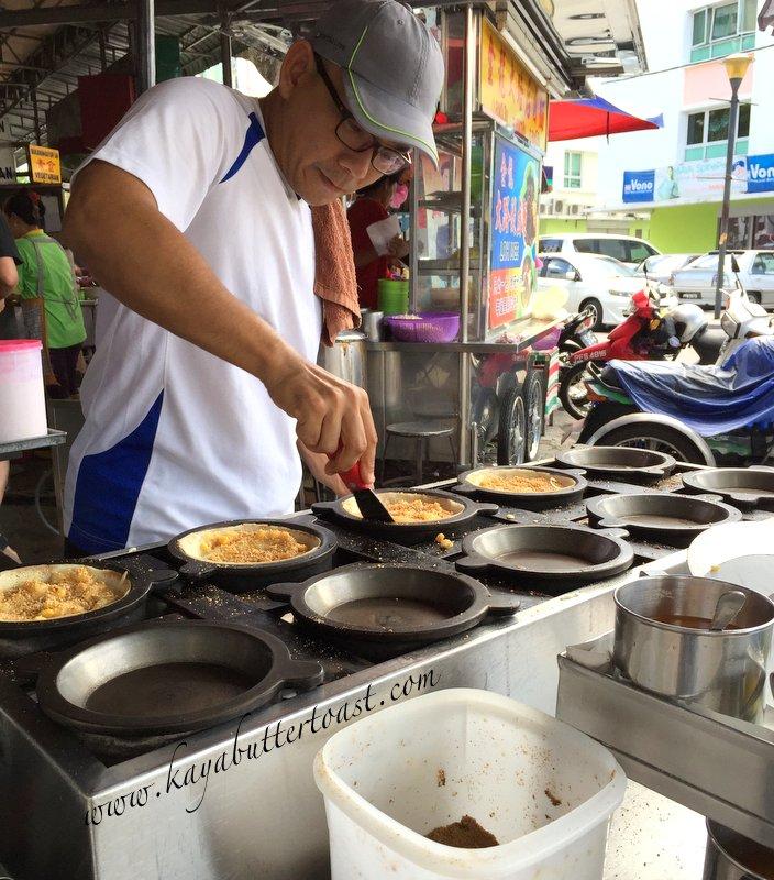 Pancake Corner 加料万煎羔 @ In Front Joo Huat Restaurant, Perak Road, Penang (3)