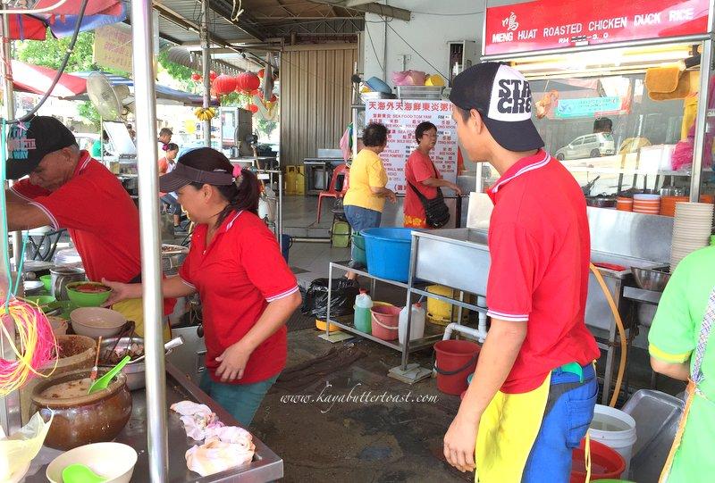 The Famous Kim Leng Perak Road Loh Mee 大路后金龙卤面 @ Joo Huat Restaurant, Perak Road, Penang (4)
