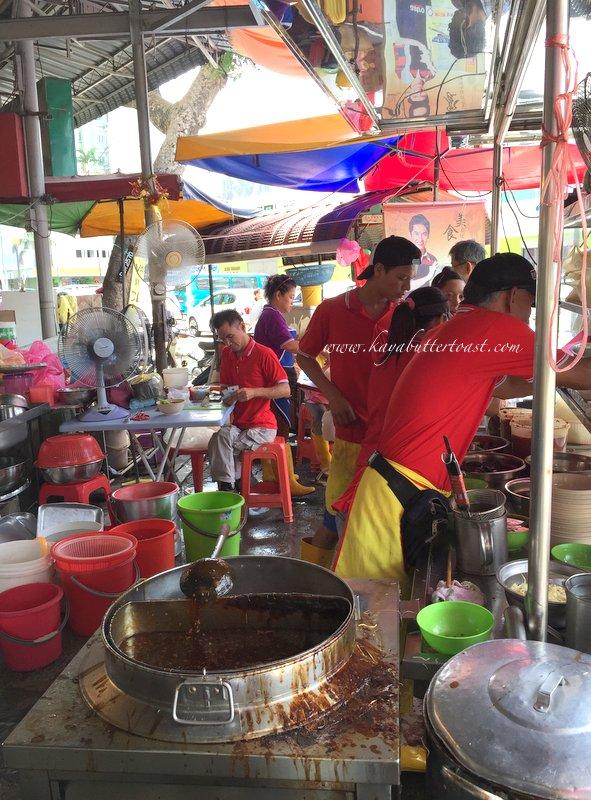 The Famous Kim Leng Perak Road Loh Mee 大路后金龙卤面 @ Joo Huat Restaurant, Perak Road, Penang (6)